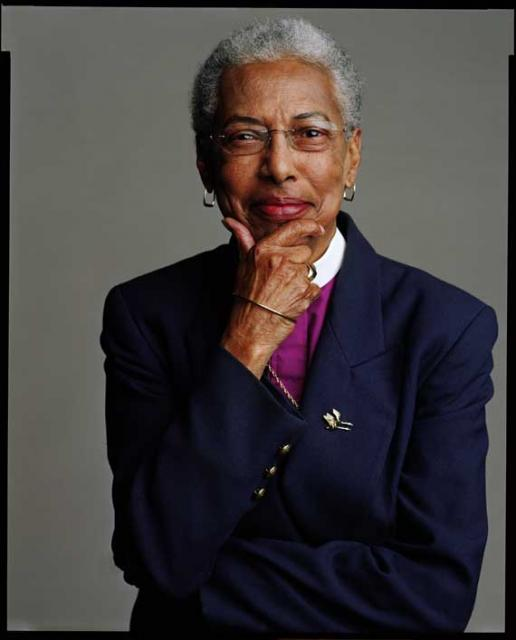Bishop Barbara Harris